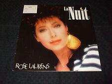"""ROSE LAURENS ~ LA NUIT  12""""  MINT /  VERY RARE"""