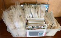 Huge 4500+ German Empire Germany Postal Stamp Collection - High CV Dealer Lot