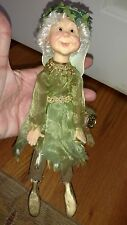 Jacqueline Kent Woodland Collection Lucia Spirit of Hope Fair Troll Doll #345579
