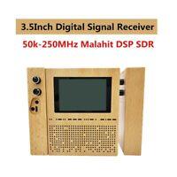 50KHz-250MHz Malachite DSP SDR Radio Malahit Amateur Ham Digital Signal Receiver