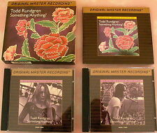 TODD RUNDGREN SOMETHING/ANYTHING? MFSL 24K GOLD DOUBLE 2CD NEARMINT ULTRADISC II
