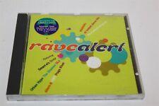 Rave Alert CD 1992 Telstar Records TCD2594