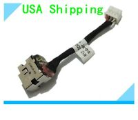 DC power jack in cable harness for HP Pavilion G4 G4-1117DX G4-1125DX G4-1229DX