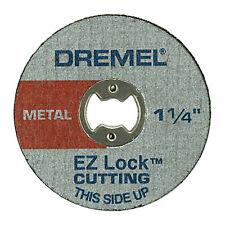 DREMEL - EZY LOCK CUT OFF WHEEL EZ456 METAL CUTTING THIN