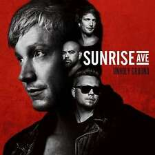 SUNRISE AVENUE / UNHOLY GROUND - CD 2013 * NEW & SEALED * NEU *