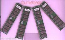256 MB MEG 4x64MB RAM MEMORY UPGRADE AKAI S5000 S6000 S 5000 6000 SAMPLER NEW D0