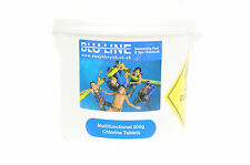 4x5kg Multifunctional Chlorine Tablets 200g Swimming Pool (20kg)