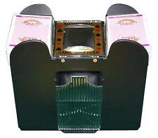 NEW Automatic Playing Card Shuffler 1- 6 Decks NEW Easy Shuffling Casino Games *