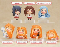 7pcs/Set Himouto! Umaru-chan PVC Figures Toy Gift 4cm