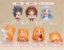 7pcs/Set Anime Himouto! Umaru-chan PVC Figura Juguete Modelo