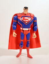 """2004 Superman Variant 4.5"""" Mattel Action Figure DC Justice League Unlimited"""