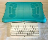 Nintendo Wii Fit Balance Board Board Only Untested Logitech Keyboard Carry Case