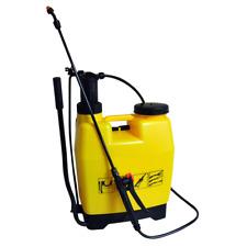 More details for 20l / 16l knapsack garden pressure sprayer – backpack water weed killer chemical