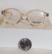 Fisher Price Clear Pink Baby or Baby Doll Eyeglasses Frames