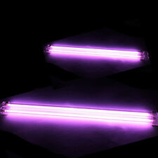 "4 Piece Car Purple Undercar Underbody Neon Kit Lights CCFL Cold Cathode 6"" + 12"""