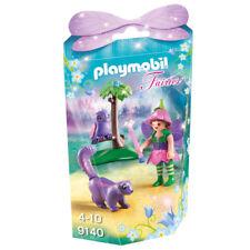 Playmobil Fairies Hada Chica con amigos animales 9140 Nuevo