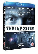The Imposter NEW Documentary Blu-Ray Disc Bart Layton Adam O'Brian