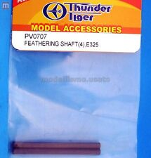 Thunder Tiger PV0707 Albero E325 (4) Feathering Shaft modellismo