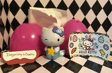 Hello Kitty Collectible Mini Figure Mermaid Kitty Stickers New Complete