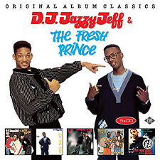 Original Album Classics - DJ Jazzy Jeff & The Fresh Prince 5x CD