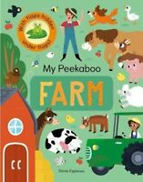 My Peekaboo Farm, Jonny Marx, Like New, Hardcover