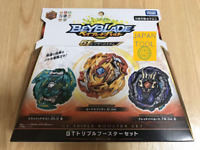 Beyblade Burst B-149 GT Triple Booster Lord Spriggan Set TAKARA TOMY NEW JAPAN