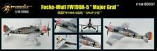 Merit 360031 Focke Wulf FW 190a-5 Major Graf