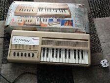 More details for vintage bontempi chord organ. all working box worn