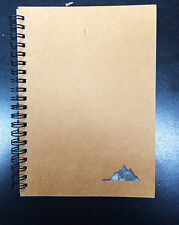 Stone Paper Notebook -NEW 3 pack - Eco Friendly - Jac Zagoory Designs