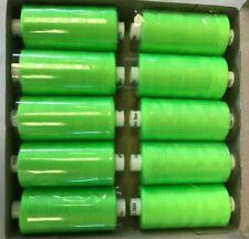Marca nueva alta calidad 1 X 50m Azul Pálido Mano//máquinas De Coser Hilo de algodón.