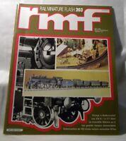 Rail Miniature Flash 203 1980 Mai RMF Voyage a Bodenseehof les 230-A 1 a 277 Nor