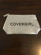 Silver Glitter Covergirl Bag