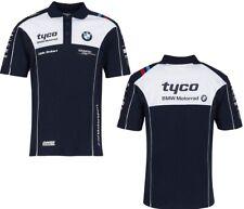 Polo Tyco Bmw Motorrad Superbike Team Bike Motorsport Motogp Poloshirt New M