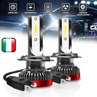 55W Mini H7 Faro a LED Kit High or Low Beam Lampadina 6000K Bright VS Xeno HID