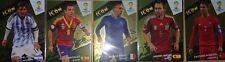 5 Icon Nordic Adrenalyn XL Brasil Brazil 2014 Ronaldo Xavi Ribery Iniesta Messi