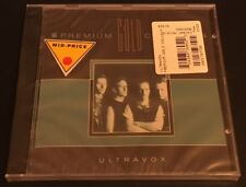 Ultravox Premium Gold Collection CD NEW MINT / Greatest Hits / Best Of
