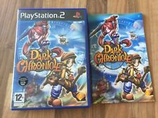 PS2:       DARK CHRONICLE     PAL FR