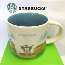 Starbucks YAH City ☆ RAMSTEIN ☆ Coffee Mug You Are Here SKU Tasse Becher GERMANY