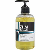 Indigo Wild Zum Face Gentle Facial Cleanser 8 fl oz 225 ml Chemical-Free,