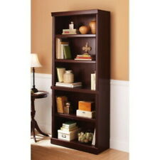 Better Homes and Gardens 5 Shelf Bookcase - Adjustable - 71 inch - CHERRY