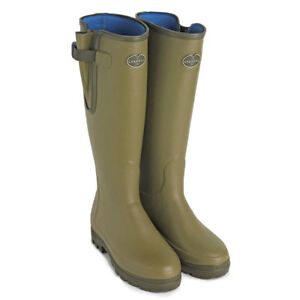 Men's Le Chameau Vierzonord Neoprene Lined Boot, Free  P&P