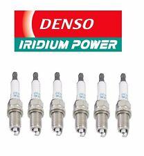 6-PCS Denso Long Life Iridium Power Spark Plugs OEM Toyota Lexus 3297 / SK20R11