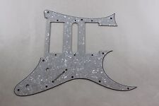 White Pearl Pearloid Pickguard Fits Ibanez (tm) Universe UV UV777 7 String- HSH