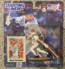 Starting Lineup 2000 MARK MCGWIRE Mosc New St Louis Cardinals