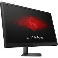 """OMEN by HP 24.5"""" LED FHD Monitor - Black"""