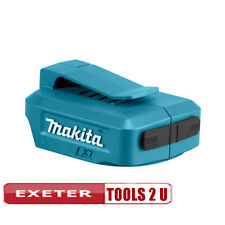 Makita ADP05 Twin USB Li-ion Battery Charger Adaptor for BL1830 BL1840 BL1850