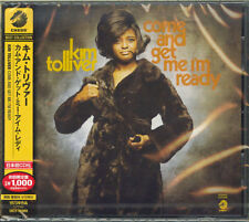 KIM TOLLIVER-COME AND GET ME I'M READY-JAPAN CD B50