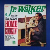 JR WALKER & THE ALL STARS Home Cookin' SS710  LP Vinyl VG++ Cover VG+ 1969