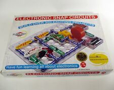 Elenco Electronic Snap Circuits - Model SC-300, 60+ Pieces -SEALED Parts