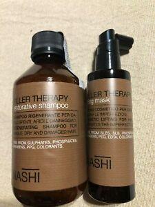 Nashi Argan Filler Therapy Lifting Mask and Shampoo